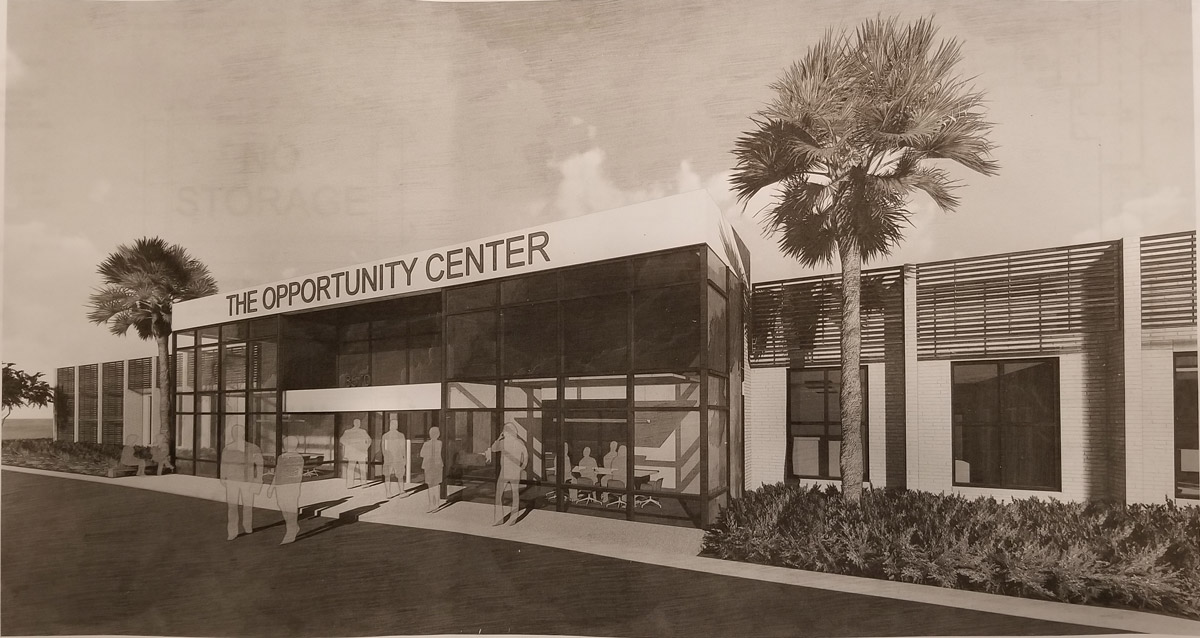 The Opportunity Center