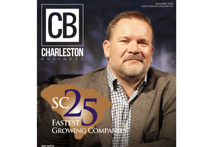 Charleston Business 2020 SC Top 25 Fastest Growing Companies Edition