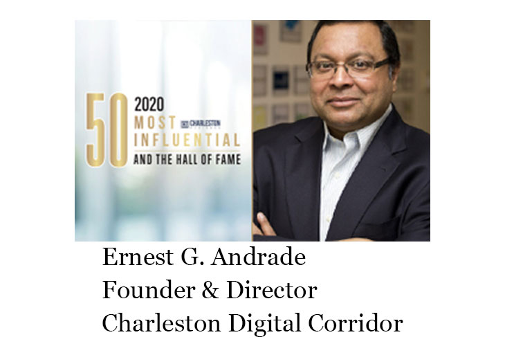 2020 Charleston Business Magazine's 50 Most Influential